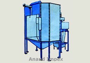 Booth reciprocator powder coating ai-22