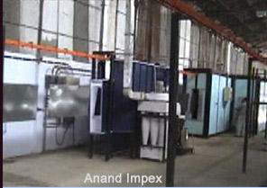 Aluminium Extrusion Coating Plants