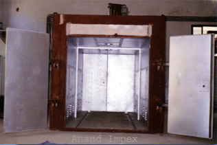 POWDER COATING - ELECTRIC OVENS